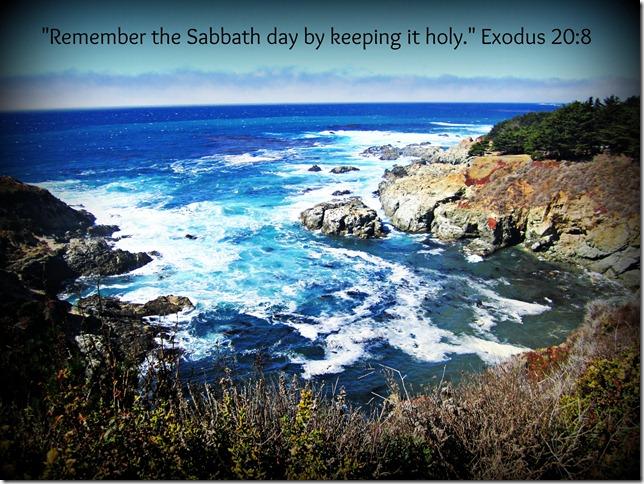 holy sabbath
