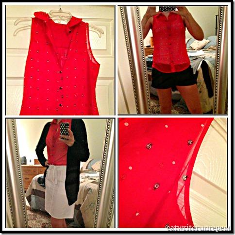 red shirt final