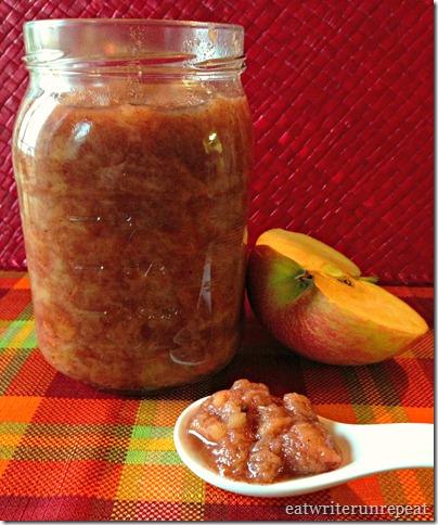 homemade crockpot applesauce 3