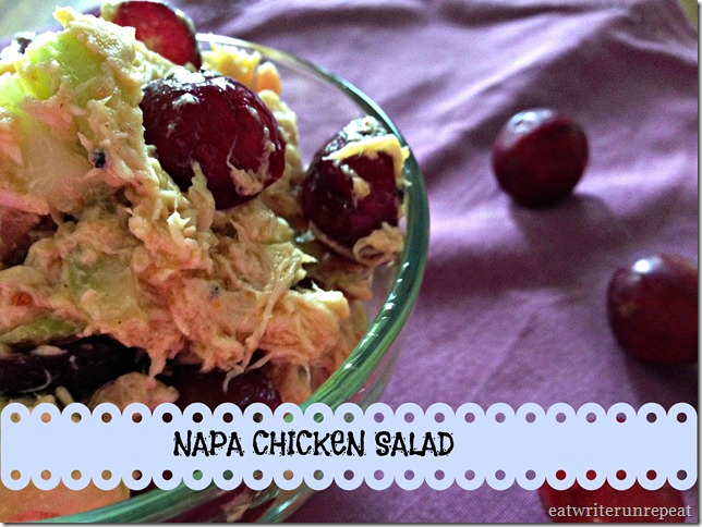 napa chicken salad