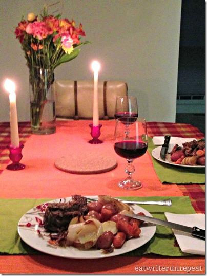 comfort food - hearty pot roast 4