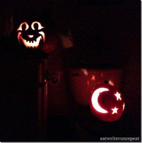 pumpkin carving 4