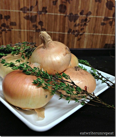 roasted cipollini onions