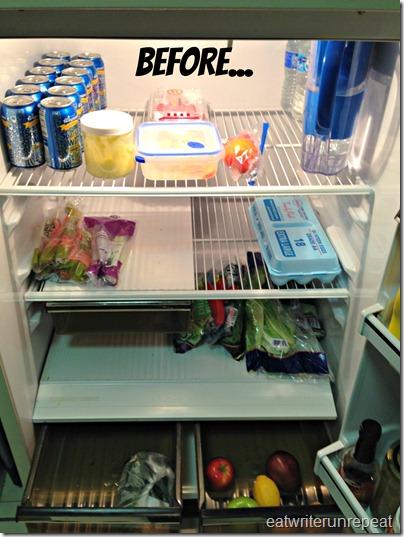 hole30 | before fridge
