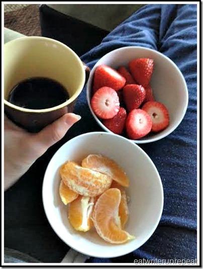 eatwriterunrepeat.com | whole30 morning snack