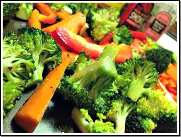 whole30 roasted vegetables