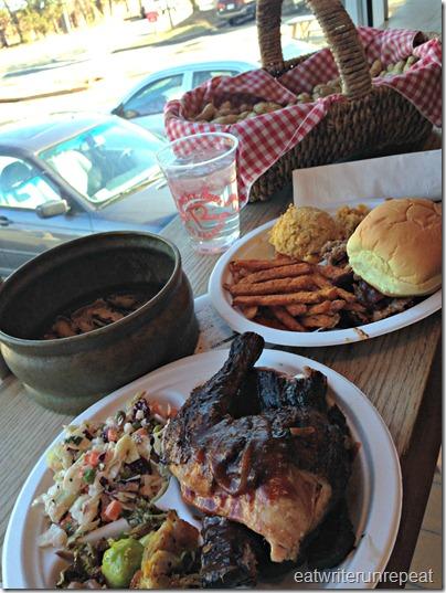 rocklands BBQ | eatwriterunrepeat.com