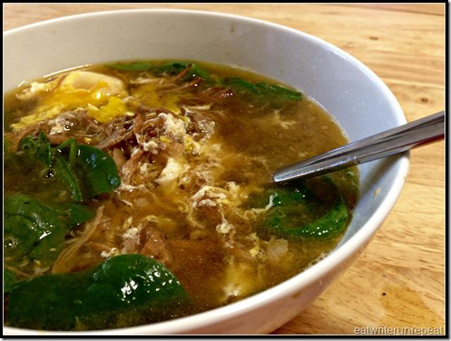 simple chicken soup | eatwriterunrepeat.com