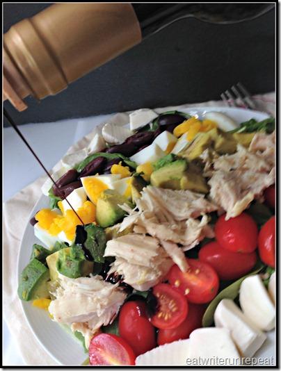 paleo cobb salad | eatwriterunrepeat.com