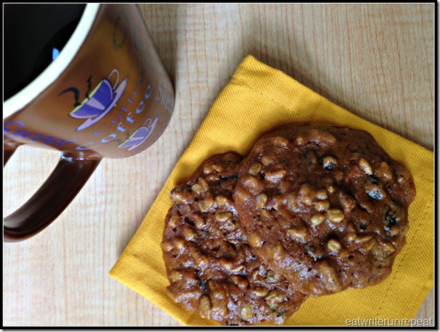 paleo pumpkin cookies | eatwriterunrepeat.com