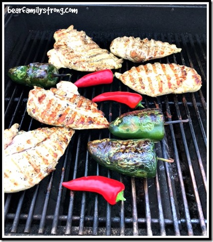 bearfamilystrong.com | food prep grill