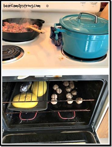 bearfamilystrong.com | food prep oven