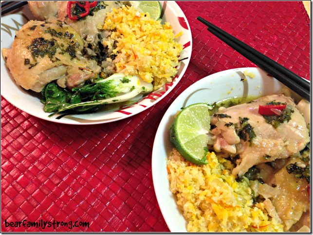 bearfamilystrong.com | thai lemongrass chicken braised in coconut milk5