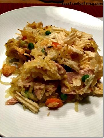 bearfamilystrong.com | tuna casserole