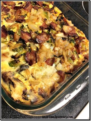 bearfamilystrong.com | breakfast casserole