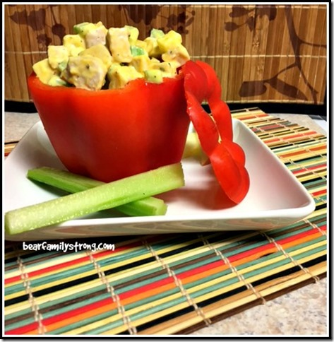 bearfamilystrong.com | turkey salad